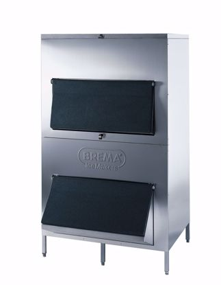 IJsbunker BIN550 V DS G1000 - Brema