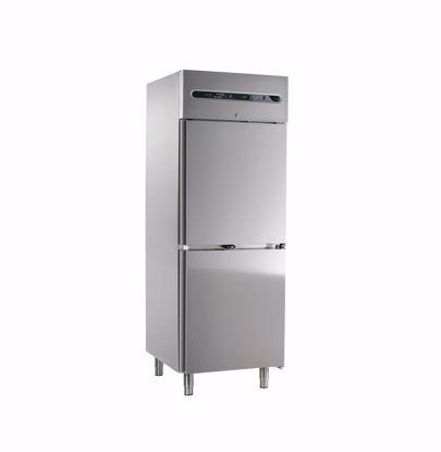 Bedrijfskoel- koelkast MEKANO 700  2T TN/TN 2PC SPLIT - Afinox - (zonder koelmachine)