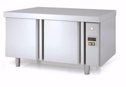Koelwerkbank - MFBP-105  - Coreco - (undercounter, zonder koelmachine)