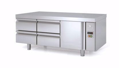 Koelwerkbank - MFBP-150C - Coreco - (undercounter, zonder koelmachine)