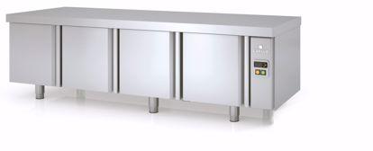 Koelwerkbank - MFBP-195  - Coreco - (undercounter, zonder koelmachine)