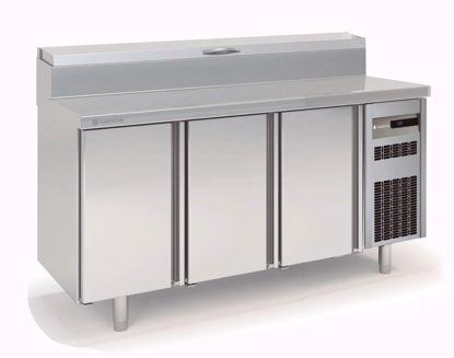 Koelwerkbank - MFEI70-180-1/6  - Coreco - (fastfood)