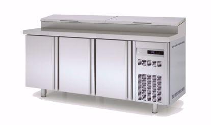 Koelwerkbank - MFEI80-200  - Coreco - (fastfood)