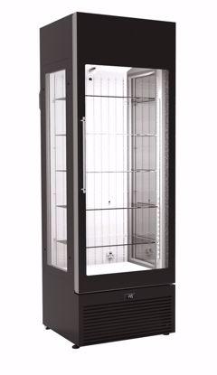 Koelkast met glazen deur - Venere PS Green R290 - Framec