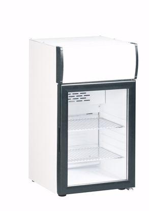 Koelkast met glazendeur - KBC 100 C - Kleo