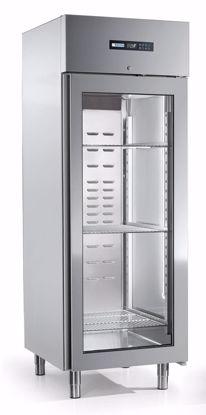 Bedrijfskoelkast - ENERGY  700 TN PV (R) - Afinox (met glasdeur)