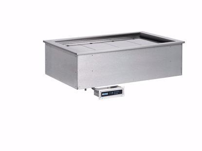 Drop-in buffet - SOUL BLUE PLUS  6/1 R - Afinox - (zonder koelmachine)
