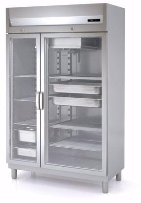 Bedrijfskoelkast - AGRE-125  - Coreco - (met glasdeur)
