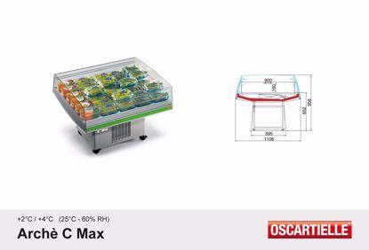 Koeleiland - ARCHE XP C-MAX 1270 R404A - Oscartielle