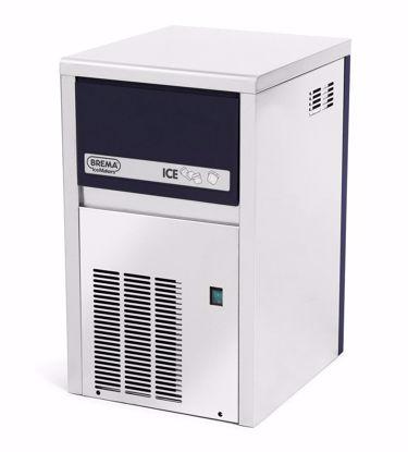 IJsblokjesmachine - CB 184 HC A R290 RVS - Brema - (luchtgekoeld)