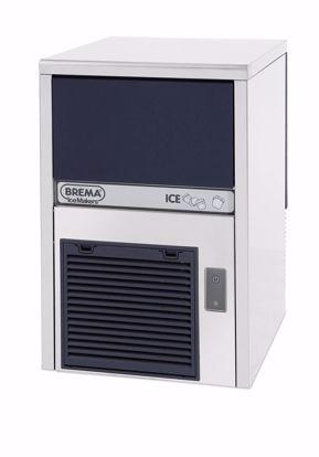 IJsblokjesmachine - CB 246 HC A R290 LGK - Brema - (luchtgekoeld)