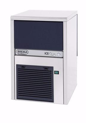 IJsblokjesmachine - CB 246 HC W R290 WGK - Brema - (watergekoeld)
