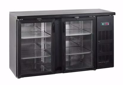 Backbar koelkast - CBC210G  - Esta - (counter bottle cooler)