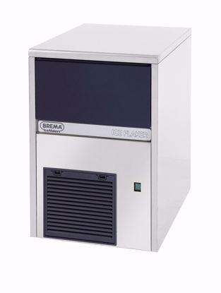 Schilferijsmachine - GB 601 HC A R290 LGK - Brema