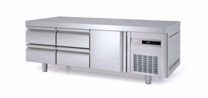 Koelwerkbank - MFB-180C  - Coreco - (undercounter)
