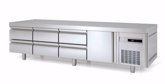 Koelwerkbank - MFB-220C - Coreco - (undercounter)
