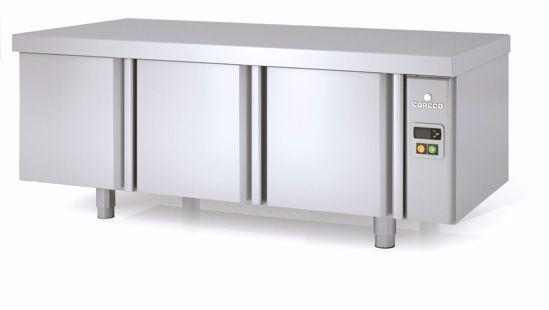 Koelwerkbank - MFBP-150  - Coreco - (undercounter, zonder koelmachine)