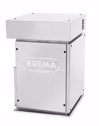 Scherfijsmachine- MUSTER 600 A SCHERF - Brema - (luchtgekoeld)