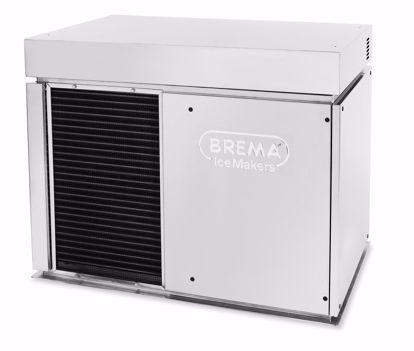 Scherfijsmachine- MUSTER 800 W SCHERF - Brema - (watergekoeld)