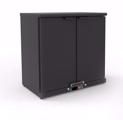 Backbar koelkast - NRH 250 ZWART - Coreco