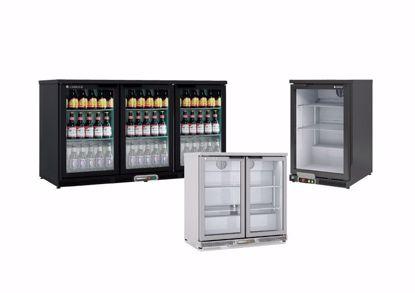 Backbar koelkast - NRH-I 250 RVS  - Coreco