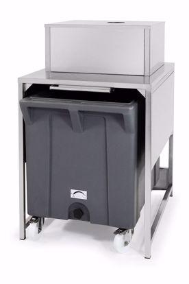 IJsbunker ROLLER BIN 100 G160 - Brema