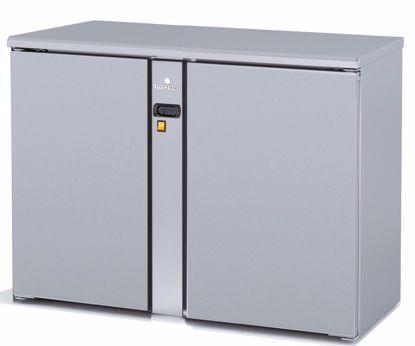 Backbar koelkast - SBIP-120 - 2 deurs - Coreco - (zonder koelmachine)