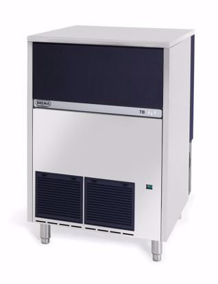 Nuggit ijsmachine TB 1405 HC A R290 LGK - Brema - (luchtgekoeld)