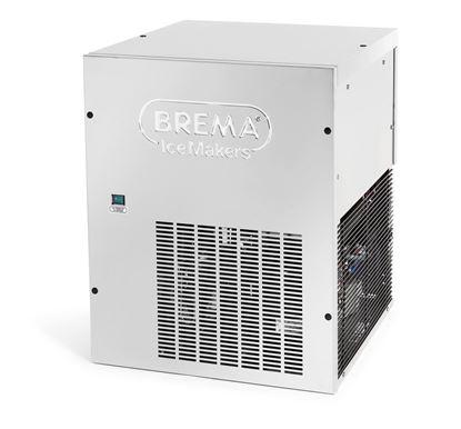 Nuggit ijsmachine TM 250 HC A R290 LGK - Brema - (luchtgekoeld)