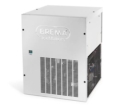 Nuggit ijsmachine TM 450 A N CRUSHED ICE LGK - Brema - (luchtgekoeld)