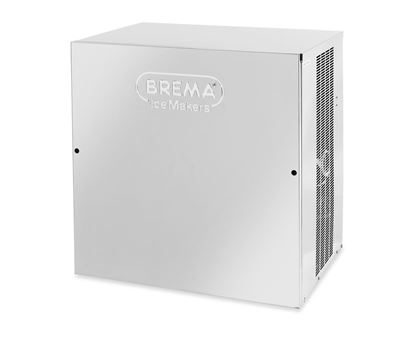IJsblokjesmachine - VM 500 W IJSBLOK. 7 GRAMS WGK - Brema - (watergekoeld)