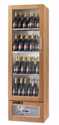 Wijnkast - WIJN TALENTO 590 Wengé - Afinox