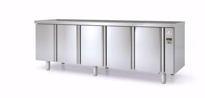 Koelwerkbank - MRGP-270 Koelwerkbank 5D split - Coreco - (zonder koelmachine)