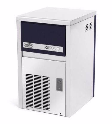 IJsblokjesmachine - CB 184 HC W R290 RVS - Brema - (watergekoeld)