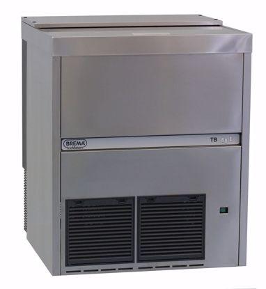 Nuggit ijsmachine TB 1404 CRUSHED SLIDE ICE LGK - Brema - (luchtgekoeld)