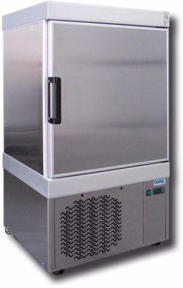 Schepijs blastchiller LAB 0040 NFA Grijs - Tekna