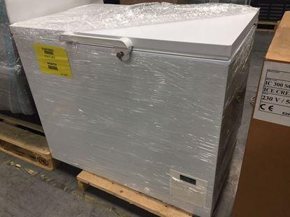 Gebruikte EL21 -45°C lage temperaturen kist )met klapdeksel)