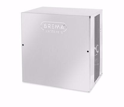 IJsblokjesmachine - VM 900 A, LGEK 7 GRAMS - Brema (luchtgekoeld) 400Volt