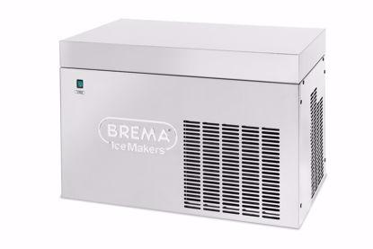 Scherfijsmachine - MUSTER 250 W SCHERF - Brema - (watergekoeld)