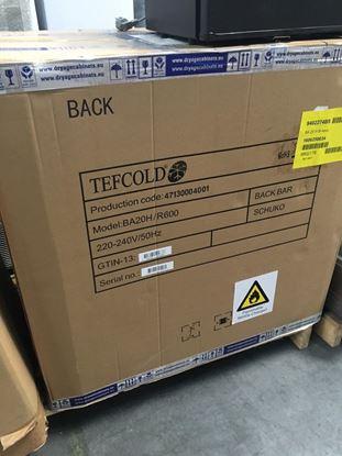 Backbar koeler BA20H - Tefcold
