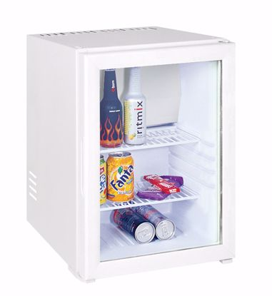 Gebruikte koelkast KMB35CG met glasdeur - Kleo