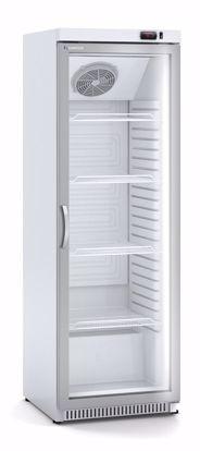 Koelkast met glazen deur - EC 620  - Coreco