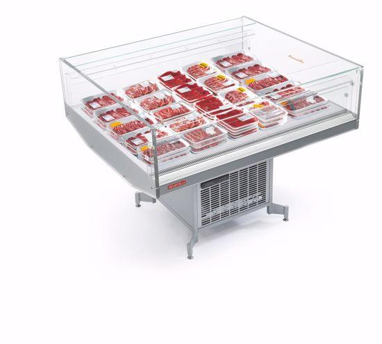 Koeltoonbank IDRA SELF GI 100 - Oscartielle